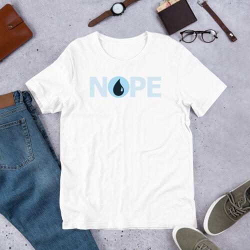 MTGBlueNopeMagic TCGGathering Short-Sleeve Unisex T-Shirt