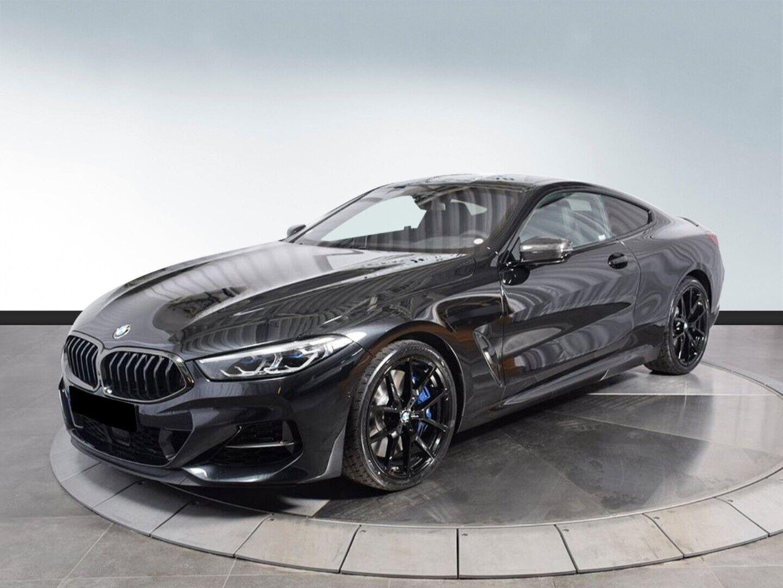 BMW M850i 4,4 Coupé xDrive aut. 2d