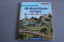 MARKLIN Train 1994 Deutsch HO-MODELLBAHN-ANLAGEN Planung Bau Verlag Eisenbahn