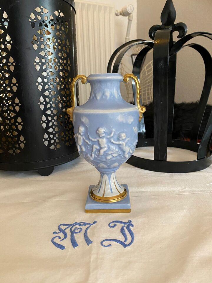 Porcelæn, Vase, Von scmierholz