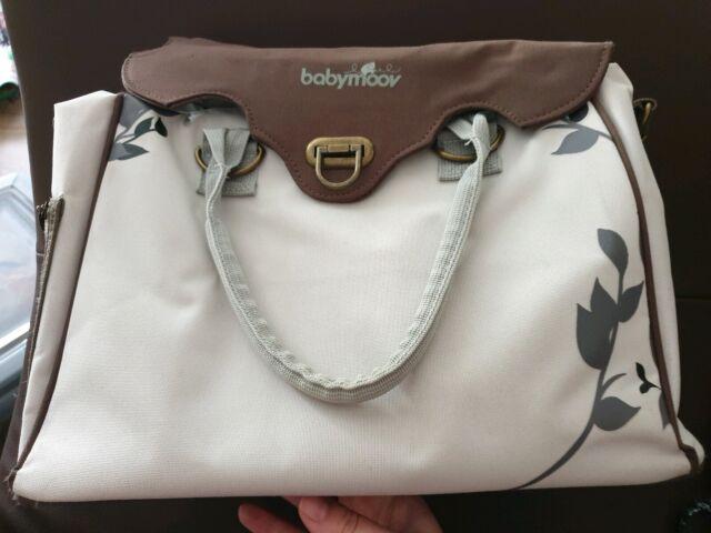 Wickeltasche Babymoov Style Bag Natural braunbeige