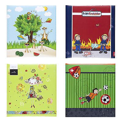 Fotoalbum Kinder Folgealben Goldbuch Sonderposten verschiedene Designs