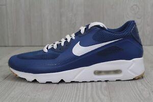 c72d2e3d00 30 Nike Air Max 90 Ultra Essential Blue Gum Shoes Men's Sz 8.5, 12 ...