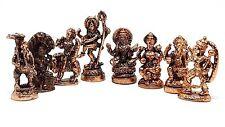 Hindu Dashboard Statues Murti Gods Krishna Lakshmi Ganesh Durga Hanuman Vishnu