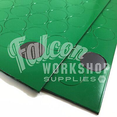119 X Verde 20mm Diametro 0.85mm Spessore Punti Magnetici Magneti A Disco Tondo-mostra Il Titolo Originale A Tutti I Costi