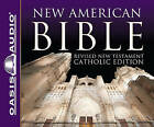 New Testament-Nab-Catholic by Various (CD-Audio)