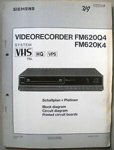 Siemens-FM-620-Q4-K4-Service-Manuals