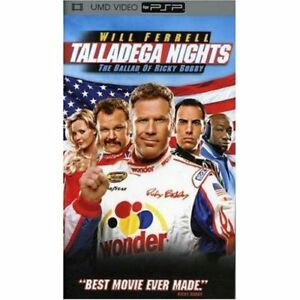 Talladega Nights The Ballad Of Ricky Bobby UMD For PSP 4E