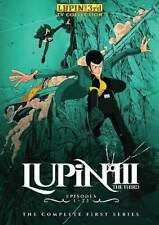 Lupin the 3rd: The Complete First Season (DVD, 2014, 3-Disc Set)