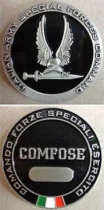 Caricamento dell immagine in corso Fermacarte-Commemorativo-034 -COMFOSE-COMANDO-FORZE-SPECIALI-ESERCITO- fe6eefcb32e2