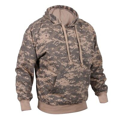 Men/'s Camo Support Our Troops Black Sweatshirt US Army Navy Marines Air Force
