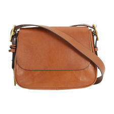 Fossil Women's Harper Small Cross Body Bag Brown ZB6759