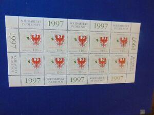BRD-1997-NR-1941-POSTFRISCH-KLEINBOGEN-ZEHNERBOGEN-SIEHE-FOTO-KW-25-00