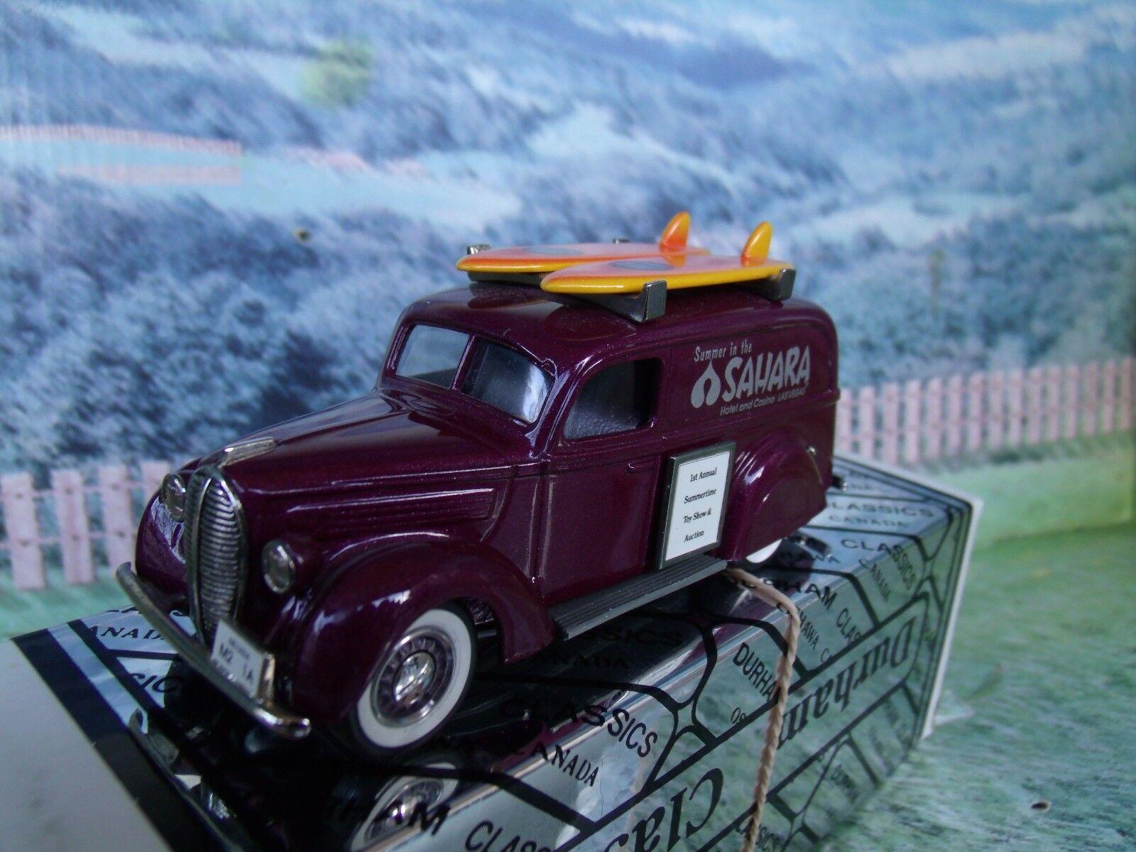 1 43  Durham classics classics classics Ford 1939 panel delivery  1 of 300 ce8f40