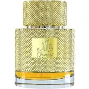 Qaa`ed 100ml EDP Luxury Perfume Spray For Unisex - Qaaed By Lattafa