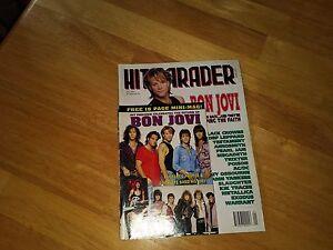 Vintage-Hit-Parader-Mag-Jan-1993-BonJovi-Halen-Leppard-Metallica-Poison-Crue