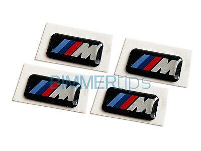 NEW F32 F33 F36 F82 F83 4 Series Genuine OEM BMW Key Fob Emblem 66122155753