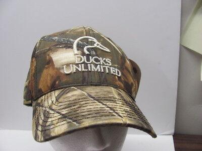 Ducks Unlimited Hat Ebay