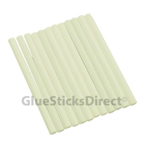 "White Faux Wax Glue Stick mini X 4/"" 12 sticks"