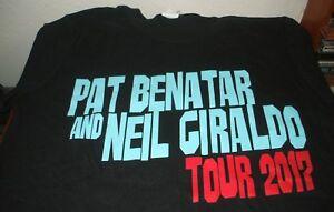 Image Is Loading New Pat Benatar Amp Neil Giraldo Tour Concert
