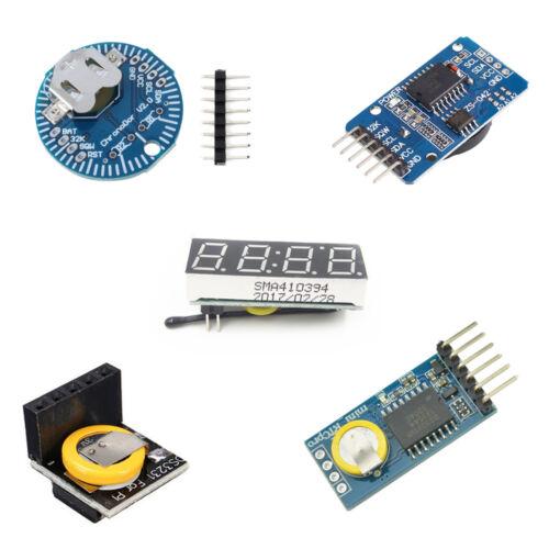 RTC 3.3V//5V RTC I2C DS3231//RX8025T Real Time Clock Module Arduino