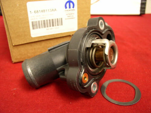 Dodge Charger Challenger Chrysler 300 Thermostat Housing W//Thermostat and Seals