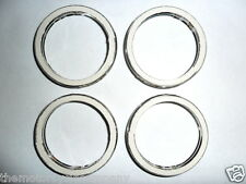 KAWASAKI ZZR600 EXHAUST GASKETS SET OF 4 FOR ZZR 600