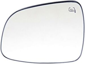 Door Mirror Glass Left Dorman 56414 fits 04-09 Toyota 4Runner