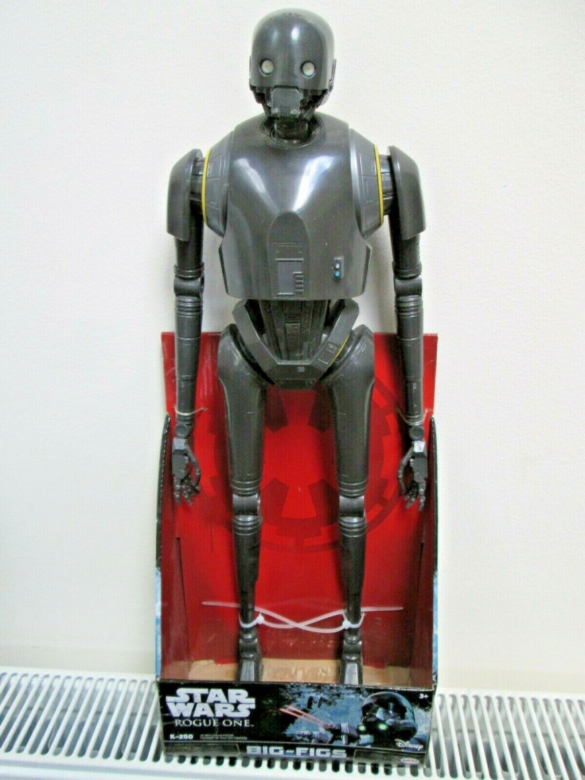 """Star Wars  Rogue One - 20"""" K-2SO Action Figure By jakks New Boxed"""