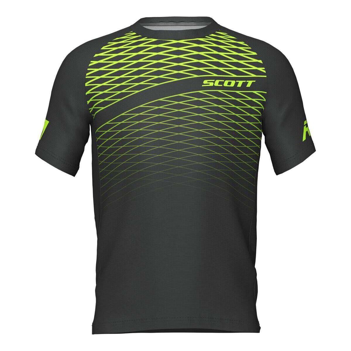 Scott  RC run camisa función camisa negro  en venta en línea