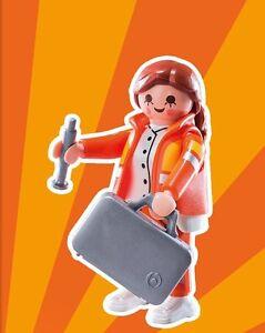 Buceadora con cámara de fotos Playmobil Serie 12 Sobre Sorpresa 9242 Figures