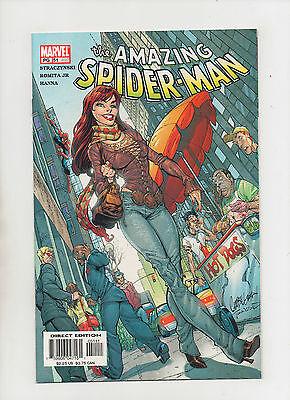 Amazing Spider-man 51 492 HIGH GRADE NM NEAR MINT J Scott Campbell Mary Jane