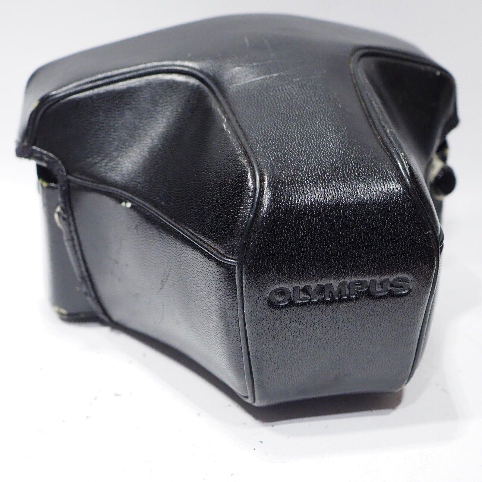 Olympus OM 14N Camera Ever ready case fits OM10 OM 1 3 2 4 M1 & 50mm lens