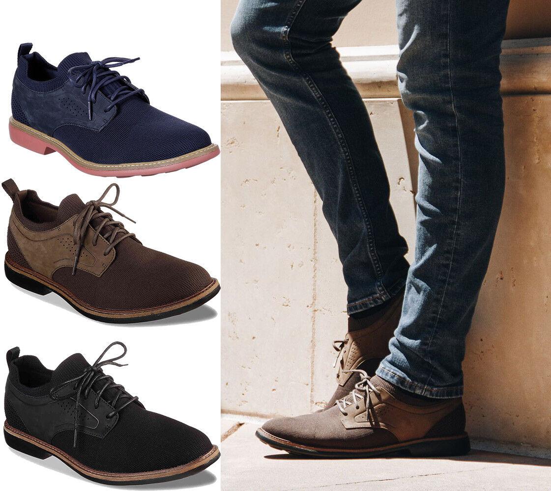 Mark Nason CLUBMAN WESTSIDE DRESSKNIT Uomo OXFORD scarpe New
