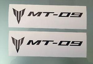 Details Zu Mt 09 Mt09 Fairing Decals Stickers Pair Any Colour