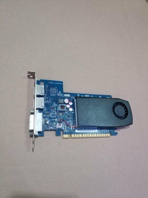 FOR HP NVIDIA GeForce GT 640 4GB 717540-001 PCI-e 128bit DP HDMI DVI Video  Card