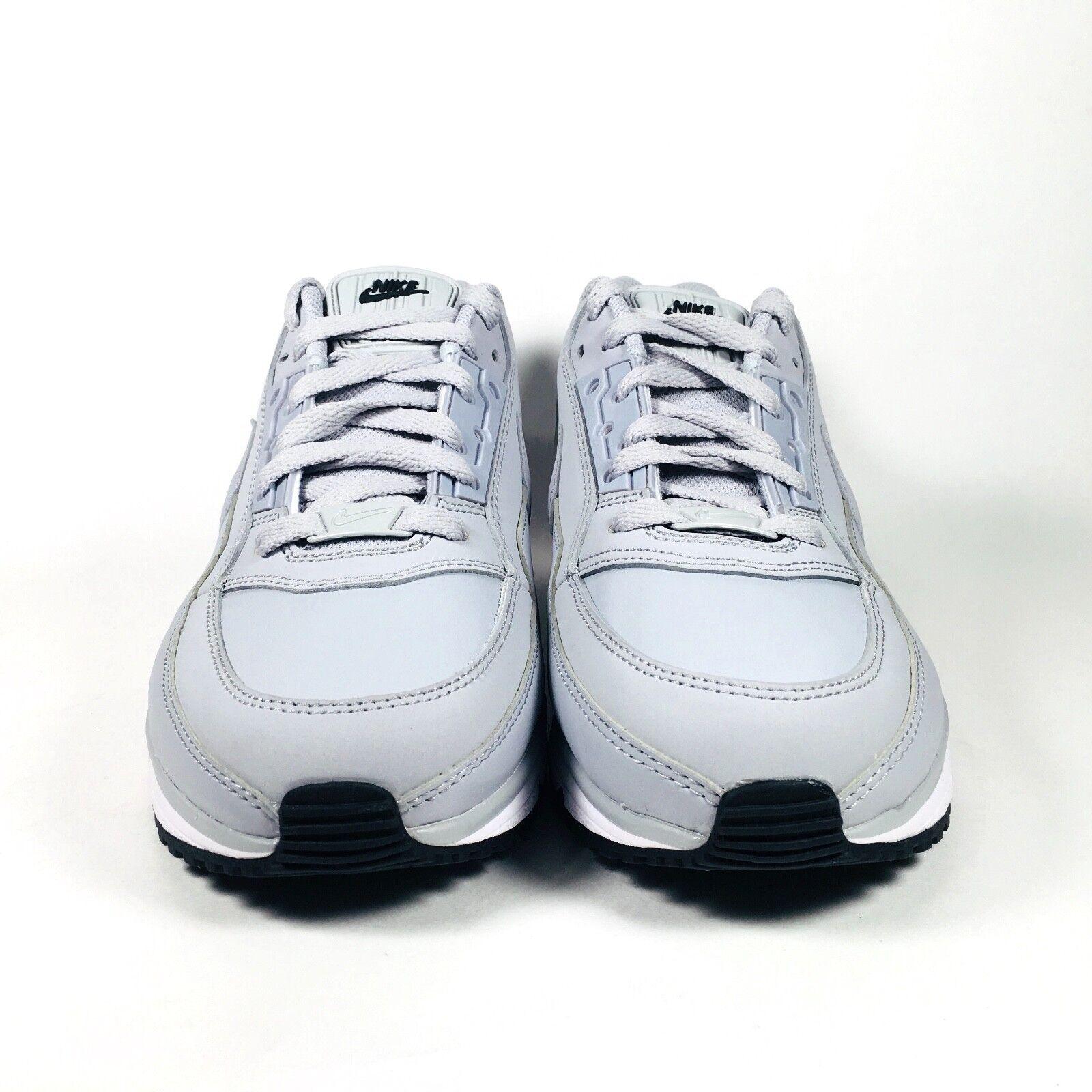 Nuove dimensioni 8 nike air max ltd 3 uomini scarpe da corsa 687977-015 grey