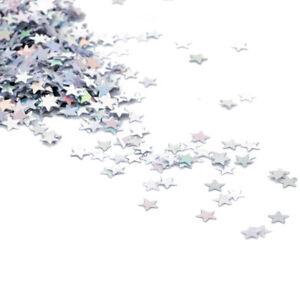 Little-Stars-Table-Scatter-Baptism-Decor-Confetti-Sprinkles-Sequins-Glitter