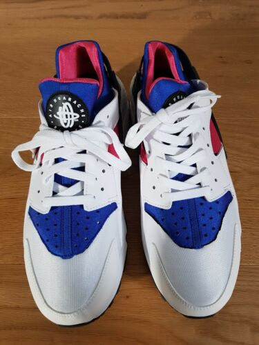 Retro Bleu Qs Og 2013 Nike Blanc Air Huarache Rose Royal Le qqt06A