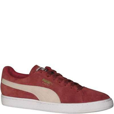 SALE MENS PUMA CLASSIC + TIBETAN RED-PUMA WHITE 363242 24 BRAND NEW IN BOX  SHOES | eBay