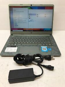 Hewlett Packard 14-DQ2089WM 8GB Ram 256 SSD 11th Gen i3-1115G4 @ 3.0 (ST2056143)