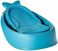 Skip Hop Moby Bath Smart Sling 3-stage Bathtub Blue