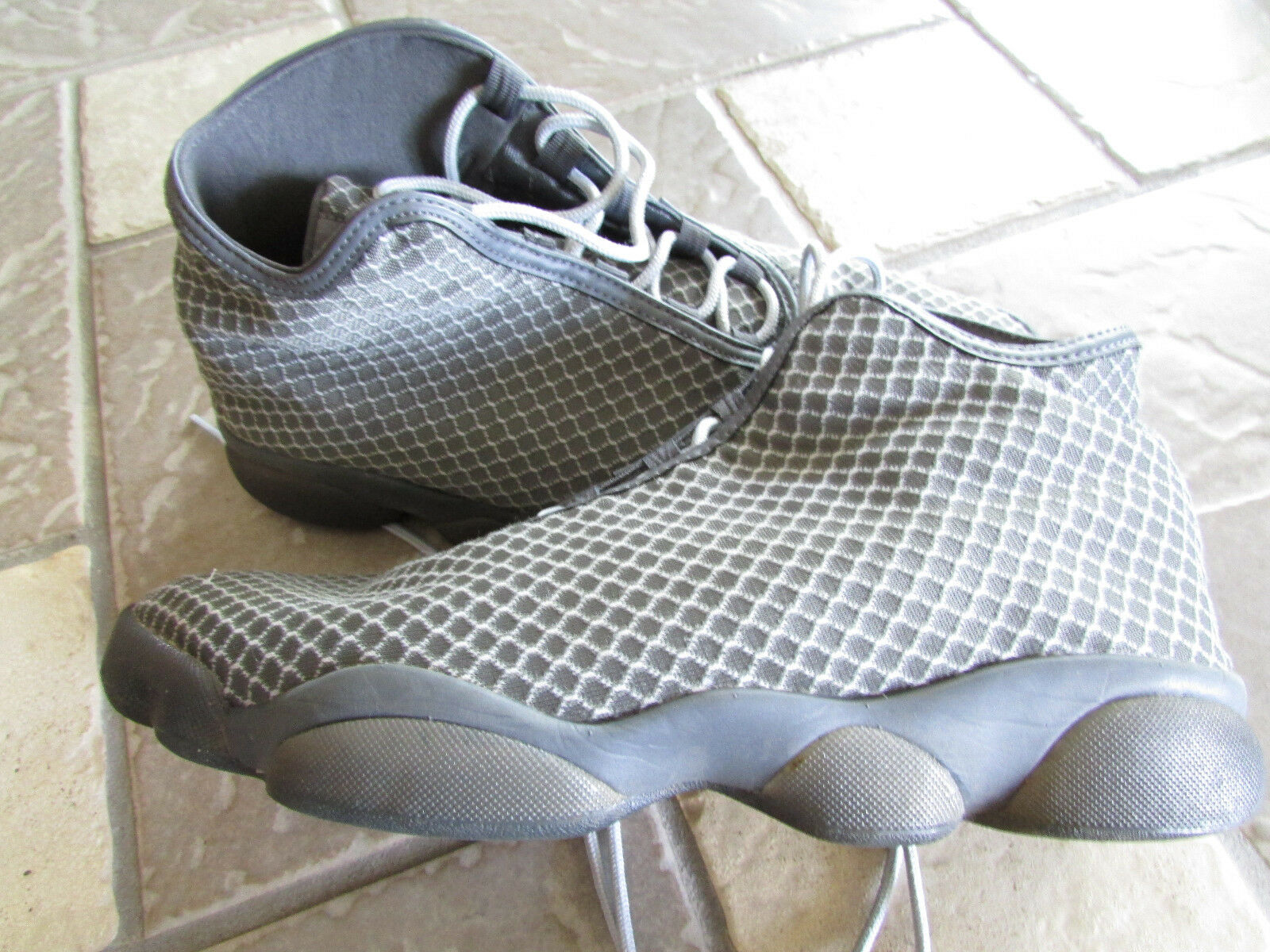 NIKE AIR JORDAN HORIZON WOLF SNEAKERS SHOES MENS 10 GRAY The latest discount shoes for men and women