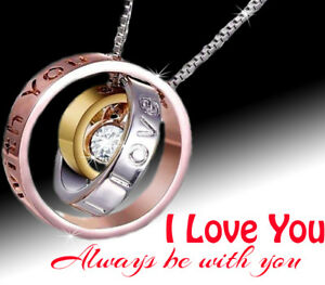 Christmas Presents For Women.Details About Necklace Silver Rosegold Gold Gifts For Women Mum Ladies Christmas Presents Aunt