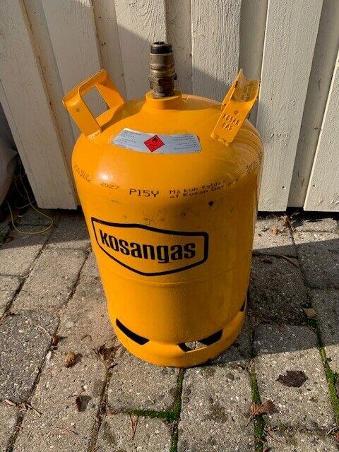 Gasflaske 11 kg tom