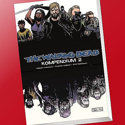 Flight Tracker The Walking Dead | Kompendium 2 | (band 9-16) Sammelband | Comic (buch) Spezieller Sommer Sale