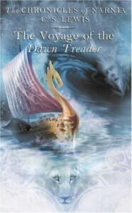 Very-Good-0007115601-Paperback-The-Voyage-of-the-034-Dawn-Treader-034-Chronicles-of-N