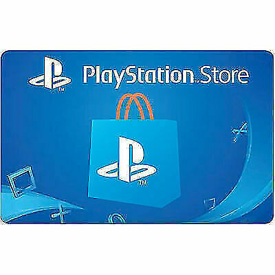 Sony Playstation $50 Network Gift Card USA