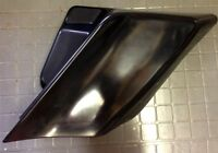 Harley Road King Stretched Extended Abs Side Covers Contoured 97-08