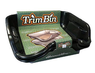 Harvest More Trim Bin Complete Set - Black - ergonomic cutting trimbin tray